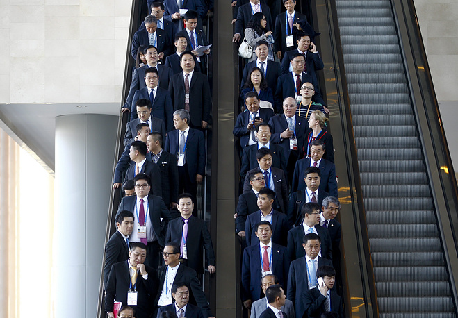 The Beijing summit's agenda focuses on maintaining the positive dynamics of Asia-Pacific region development in conditions of instability in the global economy