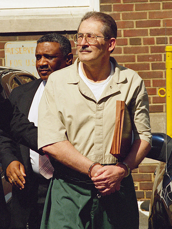 Former CIA agent Aldrich Ames was convicted of espionage against USA in 1994. He was sentenced to life in prison