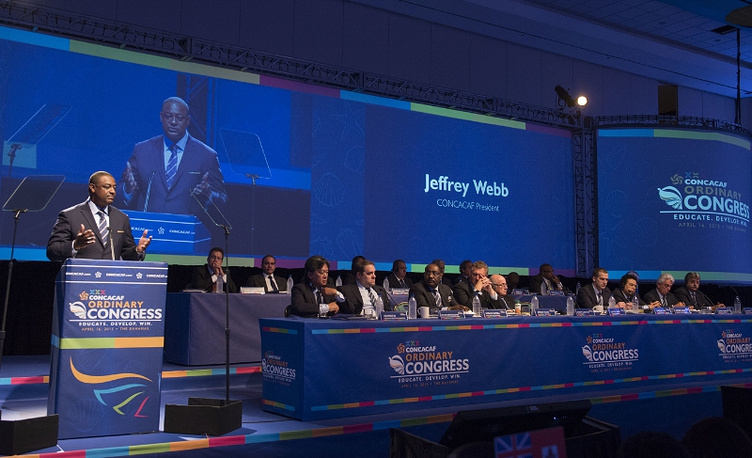 CONCACAF Celebrates 30th Ordinary Congress