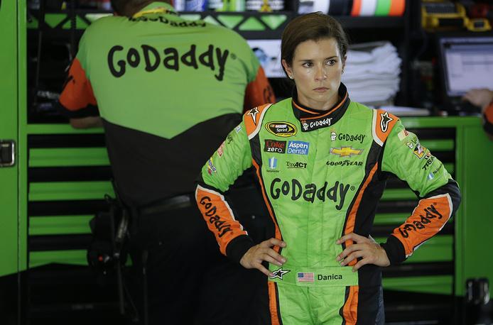 American auto racing driver Danica Patrick ($13.9 million)