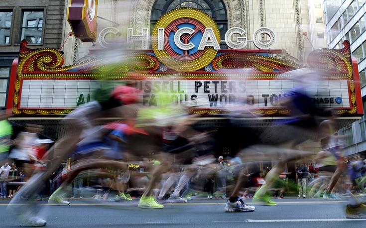 Chicago 37th Marathon