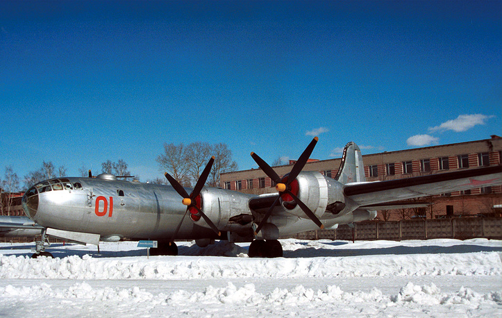 A Tu-4A was the first Soviet aircraft to drop a nuclear weapon. Photo: Tu-4 in Central Air Force Museum, at Monino airfield, 40 km east of Moscow