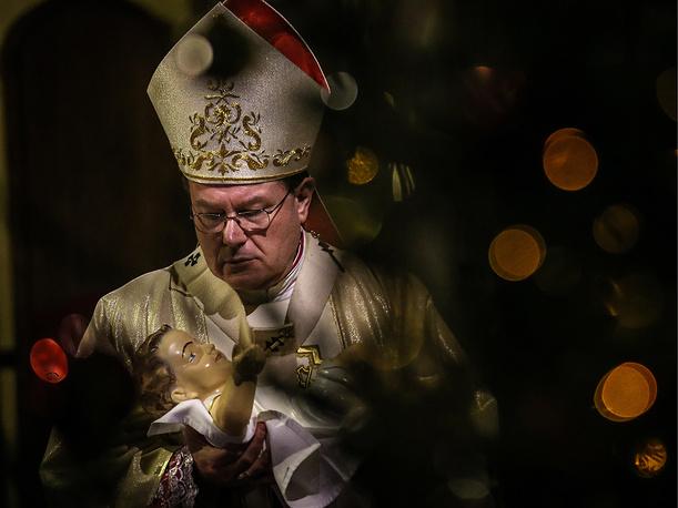 Paolo Pezzi, Latin Rite Metropolitan Archbishop of the Roman Catholic Archdiocese of Moscow