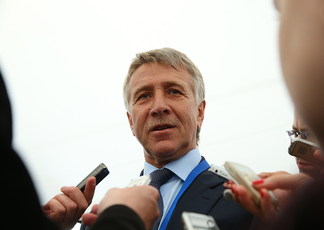 Leonid Mikhelson, key shareholder of Russia's largest independent gas producer Novatek and petrochemical giant Sibur, $14,4 bln