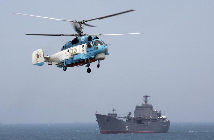 Landing ship Nikolai Filchenkov