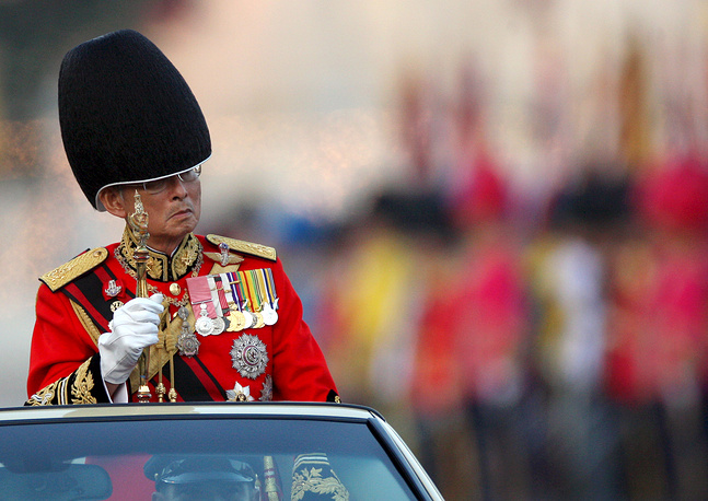 Thai King Bhumibol Adulyadej, the world's longest-reigning monarch, died at the age of 88 on October 13