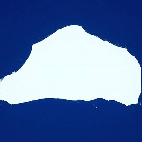 An iceberg in Antarctica the size of London
