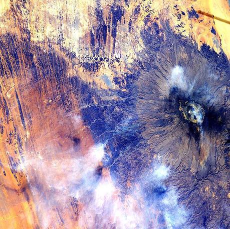 Emi Koussi volcano, Tchad