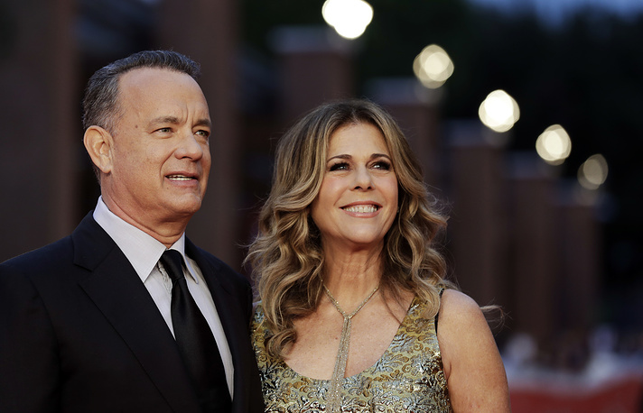 Tom Hanks and Rita Wilson got married in 1988