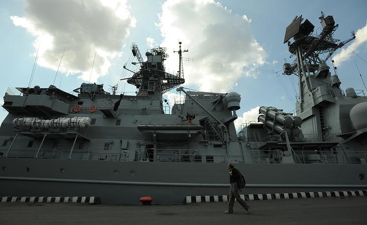 Yaroslav Mudry patrol ship