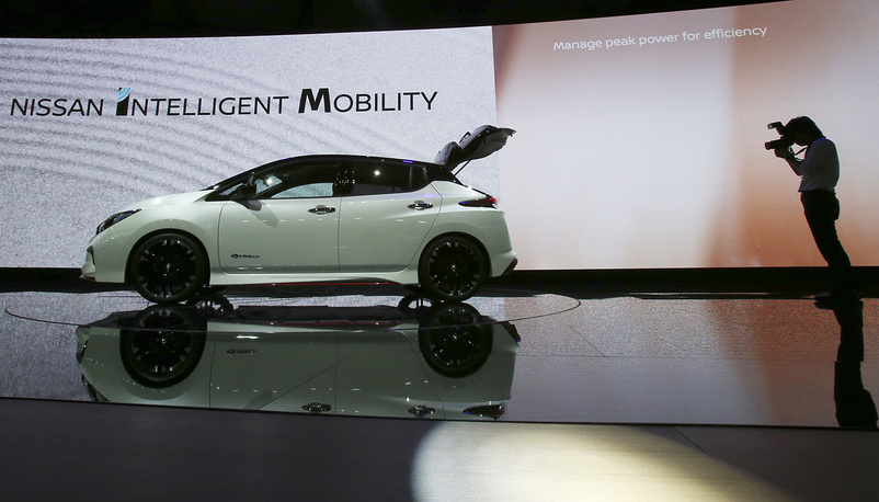 Nissan's Leaf