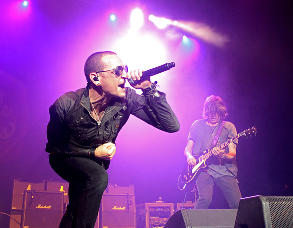 Chester Bennington, the lead singer of rock band Linkin Park, died from an apparent suicide on July 20. He was 41