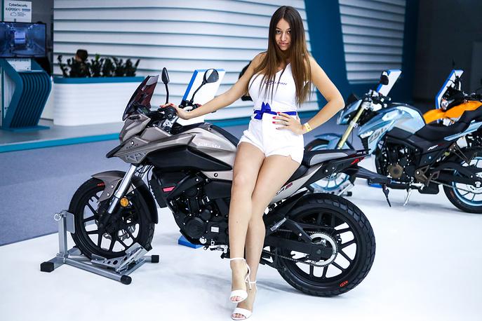 Lifan KPT motorcycle