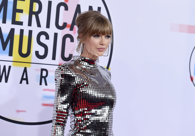American singer Taylor Swift ($80 million)