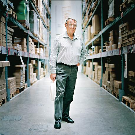 Swedish founder of the Ikea furniture chain, Ingvar Kamprad passed away on January 27. He was 91