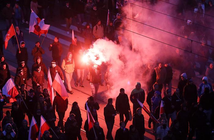 """Беспорядки во время """"Марша независимости"""""""