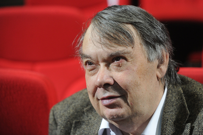 Алексей Герман, 2012 год.
