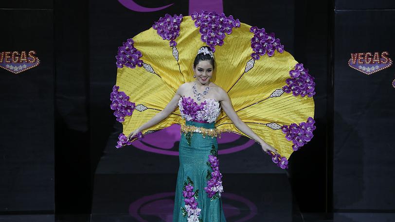 Ши Лим (Сингапур). AP Photo/Pavel Golovkin
