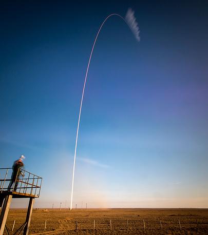 EPA/NASA/Bill Ingalls