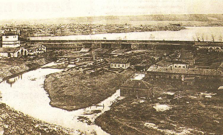 Режевкой завод