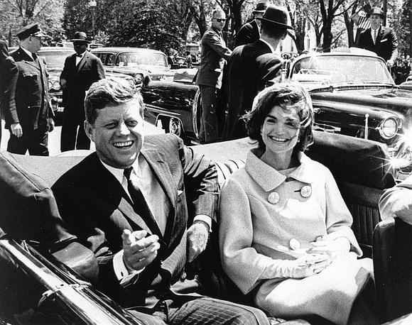 Джон и Жаклин Кеннеди, 1961