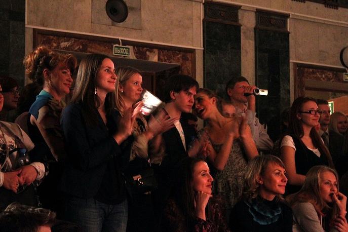 Ночь в театре-2012