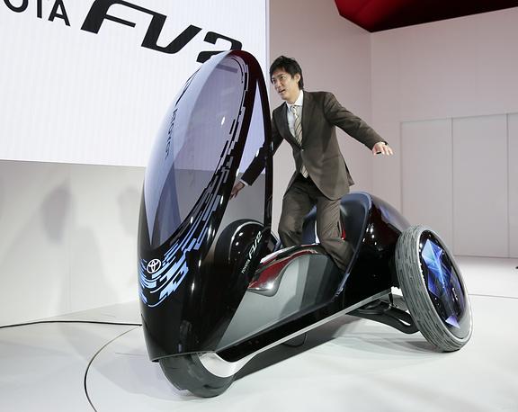Toyota FV2