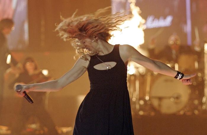 Тейлор Свифт, 2008.
