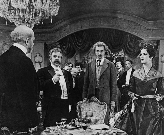 "Кадр из фильма ""Идиот"", 1958 год"
