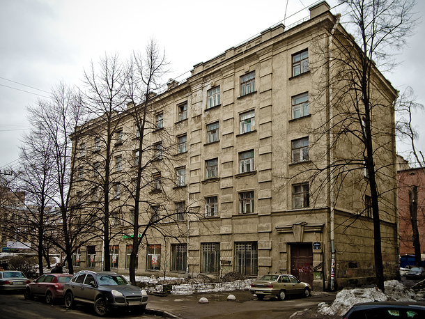 Санкт-Петербург, улица Блохина, дом 15