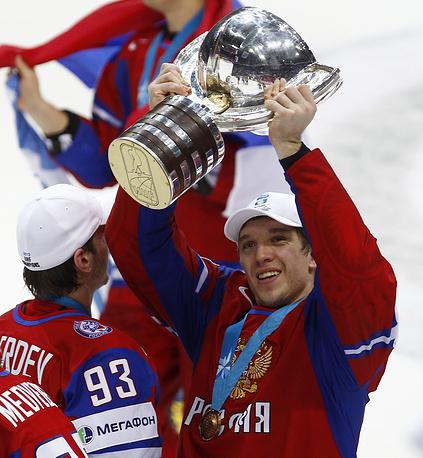 "Николай Кулемин (""Торонто Мейпл Лифс"", НХЛ)"