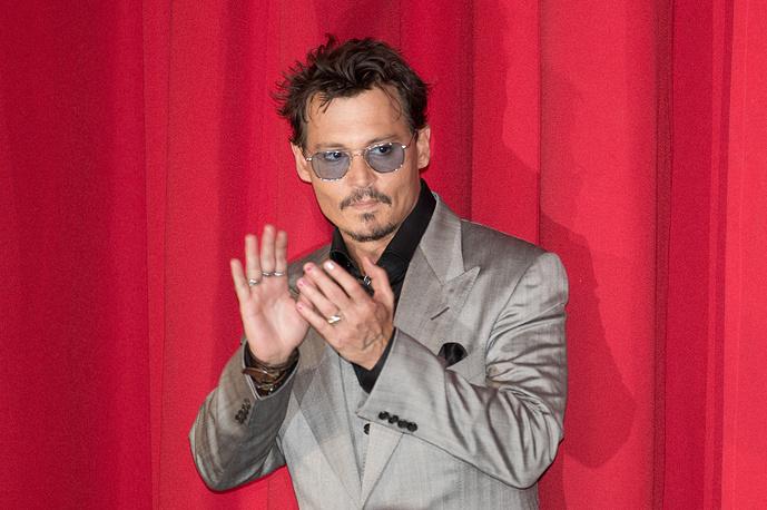 Джонни Депп признан лучшим киноактёром
