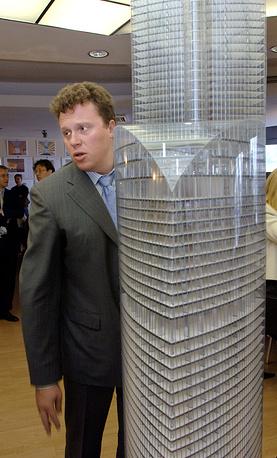 """В 2004 году компания Сергея Полонского начала воплощать проект строительства башни """"Федерация"""" в """"Москва-Сити"""""""