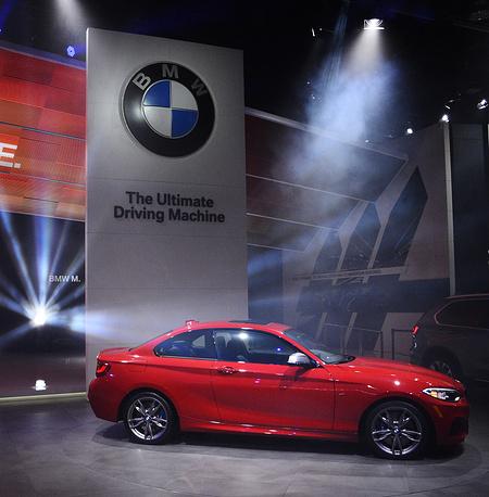 Презентация BMW M 235i