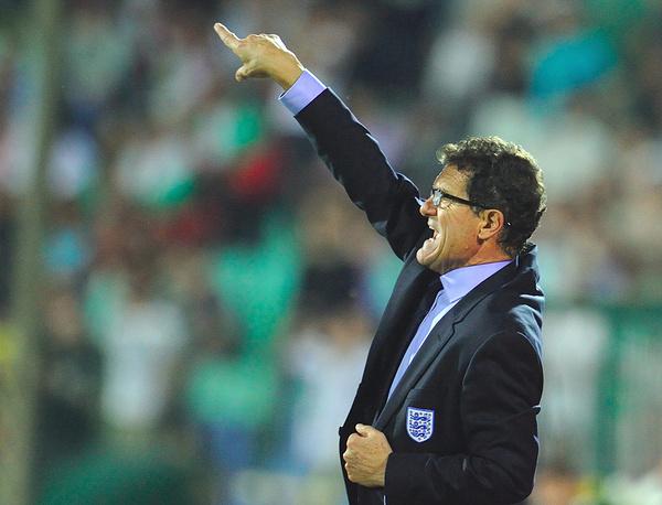 До прихода в российскую команду итальянец руководил сборной Англии (2008-2012)