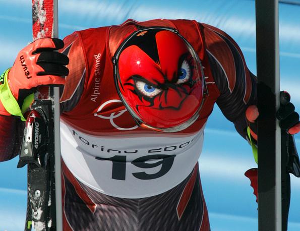 Швейцарский горнолыжник Дидье Куш, 2006