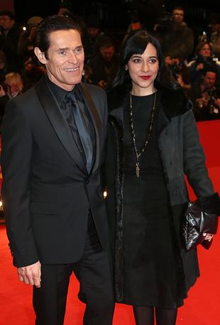 Актер Уиллем Дефо с женой, актрисой Джадой Колагранде