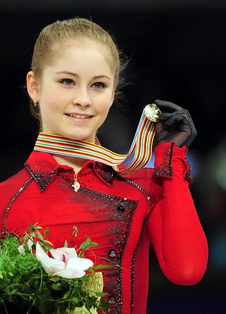 Во время Чемпионата Европы по фигурному катанию в Будапеште. 2014 год