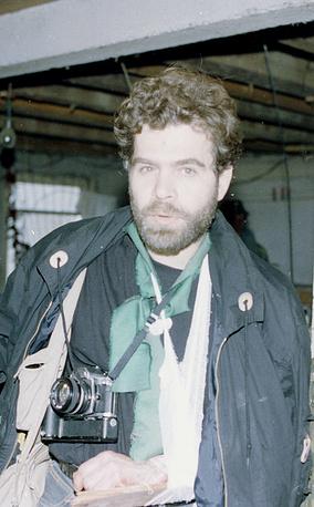 Андрей Соловьев (1953-1993), погиб в Абхазии