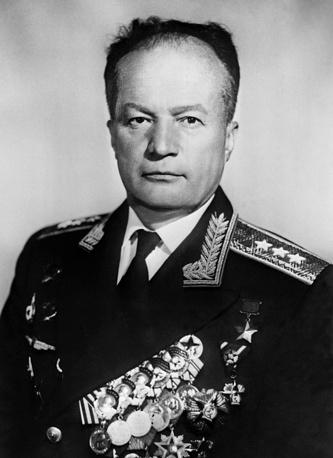 Генерал-полковник авиации Николай Петрович Каманин.