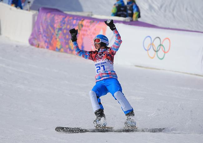Спортсменка рассказала, что олимпийское золото Виктора Вайлда в параллельном гигантском слаломе значит для нее больше, чем собственная бронзовая медаль в этом виде