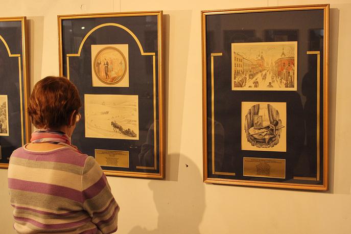 На выставке в музее истории Екатеринбурга
