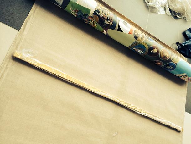 """Монтаж картины Анатолия Калашникова """"Перегон скота в штате Монтана"""""""