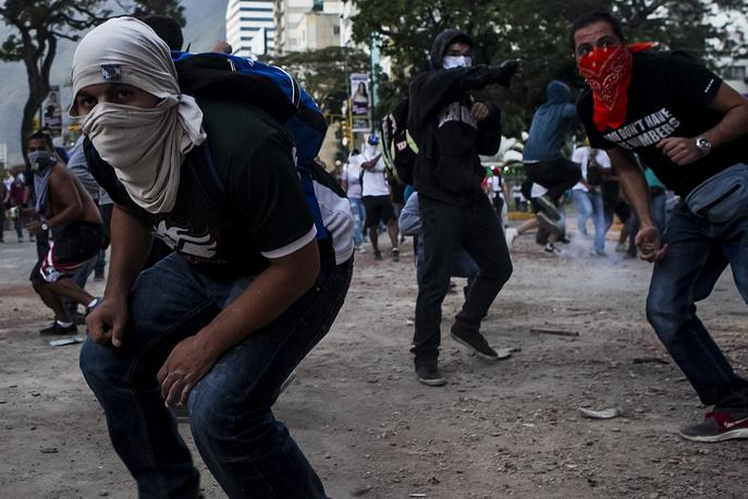 3 марта 2014 года, Каракас