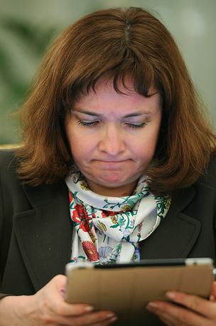 Глава Центробанка Эльвира Набиуллина