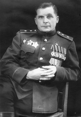 Сергей Владимирович Ильюшин. Фото с выставки