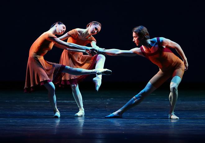 Сцена из балета Concerto DSCH