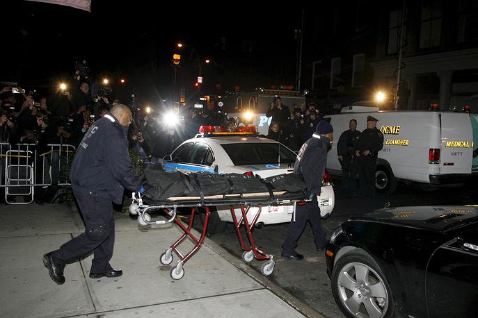 22 января 2008 года актер был найден мертвым в своей квартире на Манхэттене. Следствие установило, что он умер от интоксикации