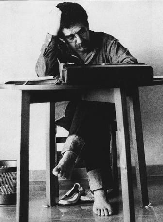 """В 1967 году Маркес опубликовал роман """"Сто лет одиночества"""", ставший самым популярным произведением за всю историю латиноамериканской литературы. На фото: Габриэль Гарсиа Маркес в 1972 году"""