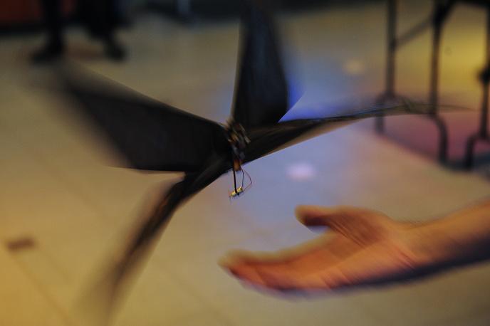 Модель беспилотного летательного аппарата